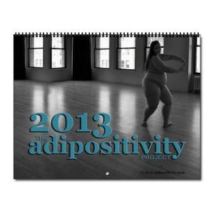 Adipositivity Calendar