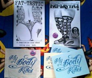 Fat-Tastic Zine Pack