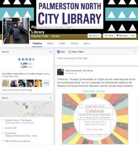 PNCC Library FB Page